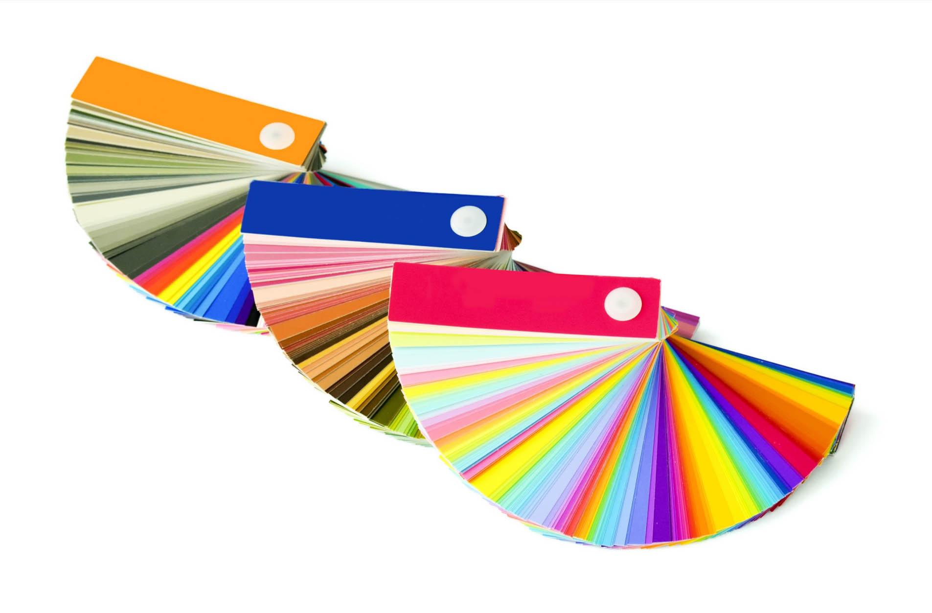 画面で見ていた色が印刷物と違う?その解決方法とは・・!